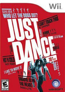 Just Dance New Nintendo WII