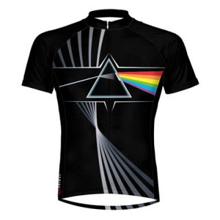 Floyd Prism Cycling Jersey Mens Bike Bicycle with DeFeet Socks