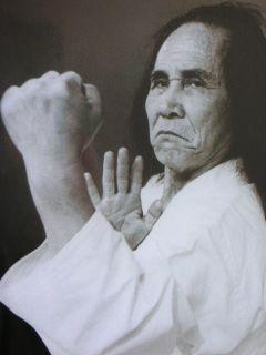 Gogen Yamaguchi Goju ryu karate book Martial arts karatedo Sanchin