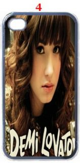 Demi Lovato Fans iPhone 4 Hard Case Assorted Style