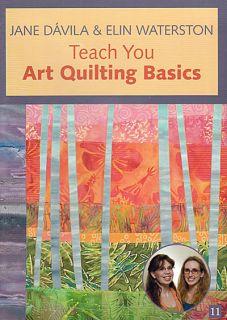 New DVD Davila Waerson each You Ar Quiling Basics