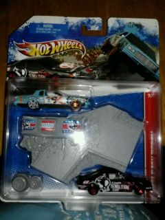New Hot Wheels Racing Kits Stock Cars and Demolition Derby