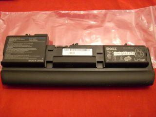 Original Dell OEM Latitude D410 D412 Battery W6617 New 9Cell Extera