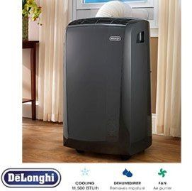 Delonghi Pinguino Pac n115ec 11500 BTU Portable Air Conditioner