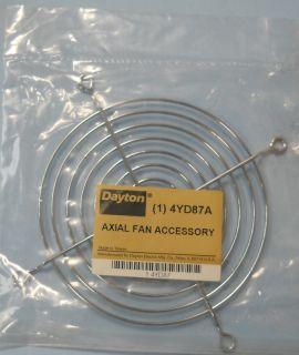 Dayton AYD87A Axial Fan Accessory New in Bag