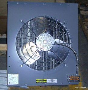 DAYTON 5PV34 STEAM HOT WATER HYDRONIC UNIT HEATER, NIB