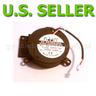 New PC Cooling Fan Dell Latitude C610 C640 C540 C510