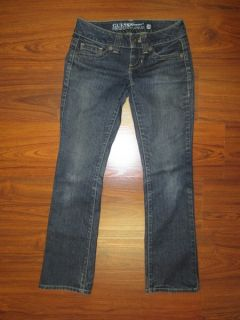 Jeans  Medium Wash Dare Devil Boot Cut Low Rise Jeans 26