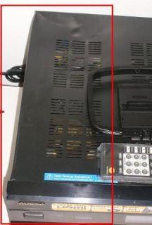 Onkyo HT R557 5 1 Home Theatre AV Receiver Scratch Dent