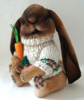 Mary Daub Marys Secret Garden 9 Lyle Lop Toddler Bunny LE 1 1