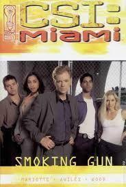 CSI Miami Crime Scene Investigation GrApHiC NoVeL David Caruso