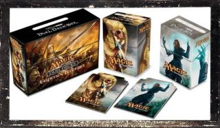 MTG Magic Elspeth vs Tezzeret Duel Deck Box Ultra Pro