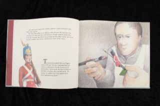 STEADFAST TIN SOLDIER Hans Christian Andersen. Illustrated by David