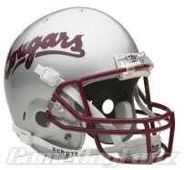 Washington State Cougars Authentic Game Football Helmet