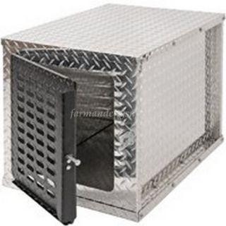 Dee Zee Inc DZ91782 Aluminum Truck Dog Box Single