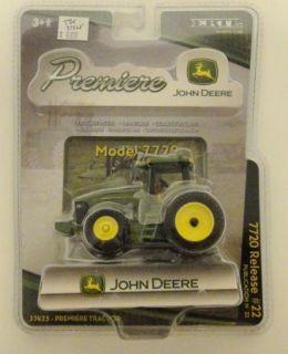 ERTL PREMIERE SERIES 2006 MODEL 7720 RELEASE #22 JOHN DEERE FARM