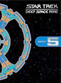 Star Trek Deep Space Nine The Complete Fifth Season DVD 2003 7 Disc