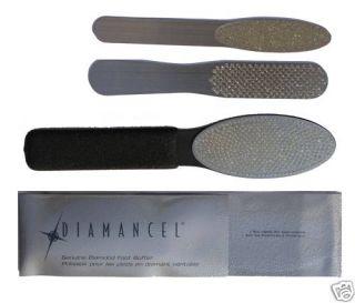 Bliss Diamancel 10 20 5 File Foot Care Kit