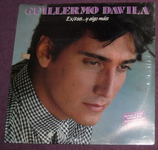 SEALED Guillermo Davila Exitos Y Algo mas LP Spanish