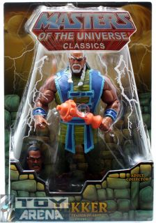 MOTU Dekker Masters of The Universe Classics He Man Action Figure