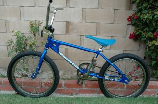Old School 1983 Diamondback Viper 20 BMX Bike Nice Used Original