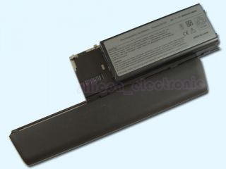 12 Cell Battery for Dell Latitude D630 D620 KD489 PC764