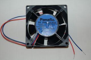 Matsushita Panaflo 12 Volt DC Brushless Fan Brand New