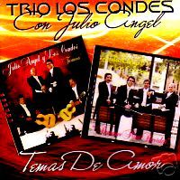 Trio Los Condes Y Julio Angel Temas de Amor CD