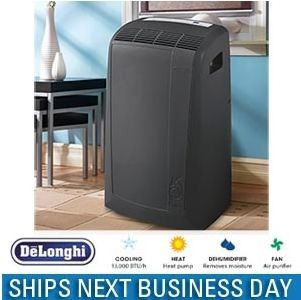 NEW DeLonghi Pinguino 13,000 BTU Portable Room Air Conditioner