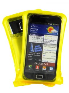 DiCAPac Waterproof Case Bag WP C10S Smart Phone Samaung Galaxy s