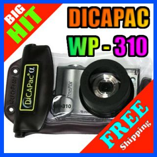 DiCAPac WP 310 Digital Camera Waterproof Housing Underwater Soft Case