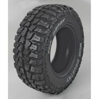Dick Cepek Mud Country Tire 33 x 12 50 17 Outline White Letters 23274