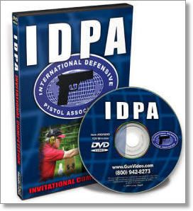 Idpa Combat Pistol Shooting Competition Action DVD