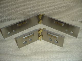 Diebold Safe Deposit Box Doors with Hinges