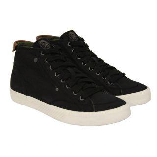 Diesel Mens D 78 Mid Y00465 PR012 T8013 Black Lace Up Fashion Sneakers