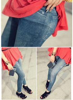 Sexy Denim LookLeggings Jeggings Skinny Jeans Sexy Fashion