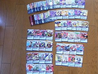 Digimon Digital Monster Alpha Code Card Game Lot 200 Bandai RARE Α