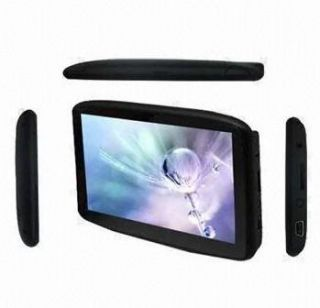 G461 4 3 Ultra Thin Slim Car Automotive GPS Navigation Navigator 4GB