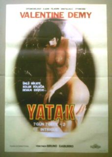 Poster Intrigue Dirty Love Two The Love Games Valentine Demy