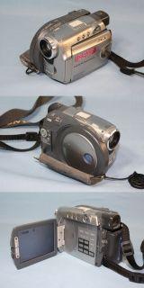 Sony Handycam DCR DVD301 Silver DVD Digital Camcorder