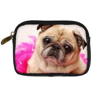 Pug Dog Puppies Puppy Digital Camera Case Accessories