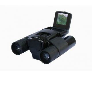 12x25 Binoculars with Digital Camera Multi Coated Lenses Telescope