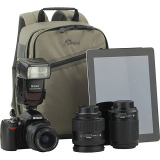Lowepro Photo Traveler 150 Backpack Bag Digital DSLR Camera Tablet