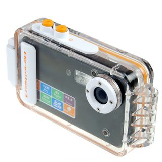 Best Digital Waterproof Camera Cam Water Resistant Underwater Under