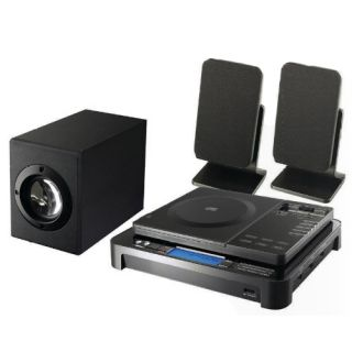 System 5 Ultra Slim Digital System with iPod Audio Player Dock
