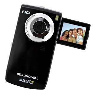 Bell Howell TAKE1HD High Definition Digital Flip Video Camera with 2GB