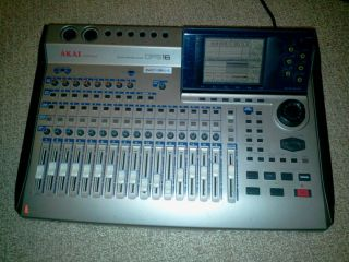 Akai DPS 16 Digital Recording Studio