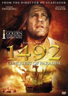 of Paradise 1992 Gérard Depardieu Armand Assante Columbus