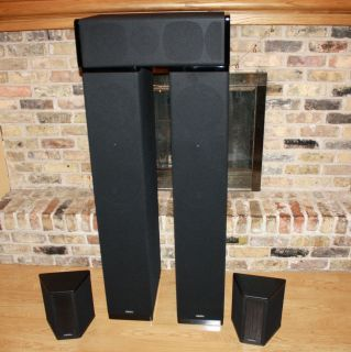Definitive Technology 7 Surround Speaker System Local Pickup in Dallas