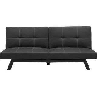 Delaney Futon Sofa Bed Couch Sleeper Living Room Multi Position